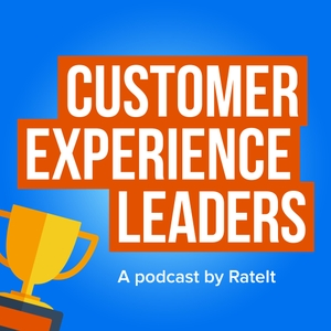 Customer Experience Leaders by RateIt