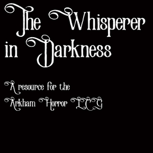 The Whisperer in Darkness by Manfromleng