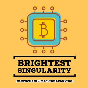Brightest Singularity - Blockchain and Machine Learning by Shashank