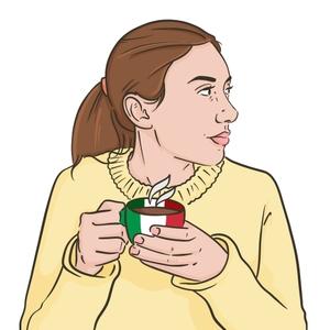 Learn Italian with Lucrezia by Lucrezia Oddone