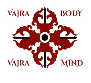 Vajra Body Vajra Mind by Damien Abel and Joe Evans