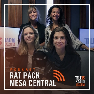 Podcast - Mesa Central - RatPack by Tele 13 Radio