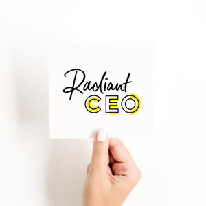 Radiant CEO Podcast by Haley Burkhead and Liz White by Radiant CEO Podcast