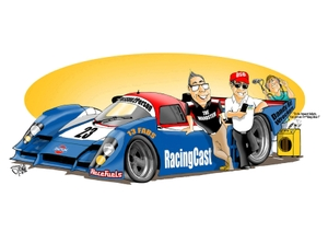 Racing Insiders Racingcast