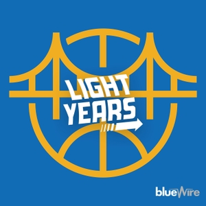 Light Years: A Golden State Warriors Pod by Blue Wire