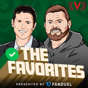 The Favorites Sports Betting Podcast - Part of The Action Network by The Action Network