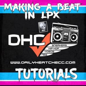 DailyHeatChecc: Making A Beat In Logic Pro X Tutorials by DailyHeatChecc