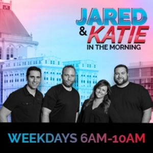War of the Roses - Jared and Katie in the Morning
