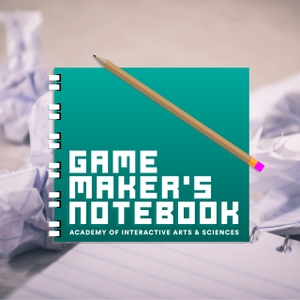 The AIAS Game Maker's Notebook by Academy of Interactive Arts & Sciences