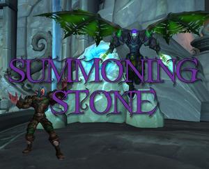 The Summoning Stone by Summoning Stone