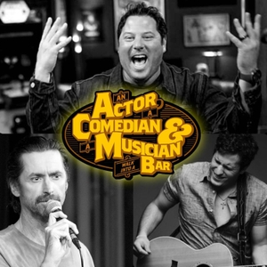 An Actor, a Comedian and a Musician Walk Into a Bar by Greg Grunberg, Kirk Fox and Nick Marzock