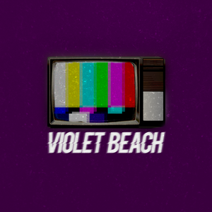 Violet Beach by Bee Hyland