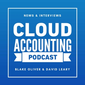 Cloud Accounting Podcast by David Leary & Blake Oliver, CPA