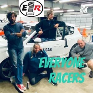 "Everyone Racers by Chrissy Mittura, Christopher Abbott, Jeff Wakemen and Christian ""Mental"" Ward"