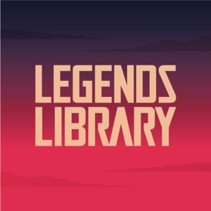 Legends Library by Randy Therio