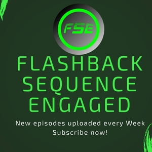 Flashback Sequence Engaged (Nerd,News,Popculture) by OuttaTime Inc.