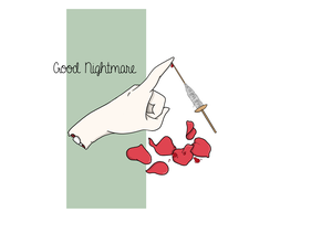 Good Nightmare by Sarah