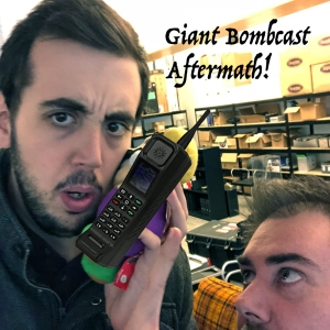 Giant Bombcast Aftermath! by OrderedDict([('@xmlns:itunes', 'http://www.itunes.com/dtds/podcast-1.0.dtd'), ('#text', 'Giant Bomb')])