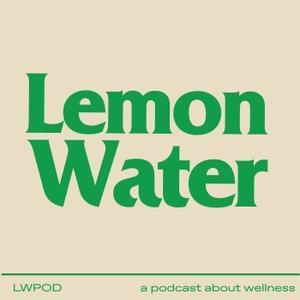 Lemon Water by Michelle Siman