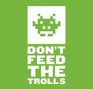Don't Feed The Trolls by Matt MacDonald & Nate Henry