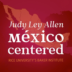 Judy Ley Allen Mexico Centered by Baker Institute Center for the United States and Mexico