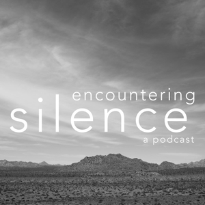 Encountering Silence by Cassidy Hall, Kevin Johnson, Carl McColman