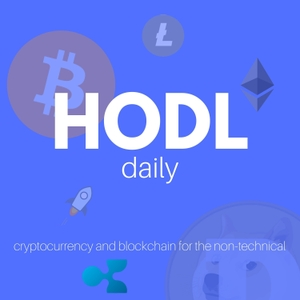 HODL Daily — Bitcoin, Blockchain, Cryptocurrency, Ethereum, Litecoin and Altcoins for the Non-Technical by J.C. Hiatt