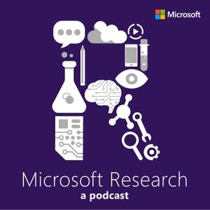 Microsoft Research Podcast by Gretchen Huizinga, host