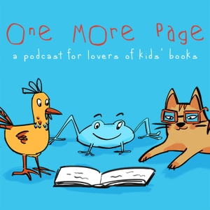 One More Page by Kate Simpson, Liz Ledden & Nat Amoore: Kids' book podcasters