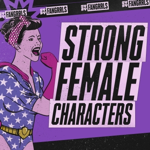 Strong Female Characters by SYFY Wire