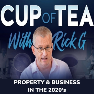 A Cup Of Tea With Rick G by Rick Gannon