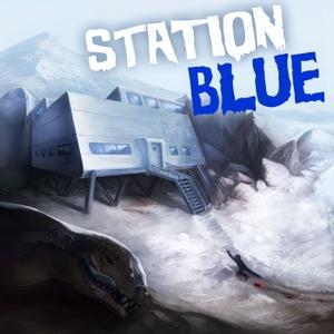 Station Blue by Chad Ellis