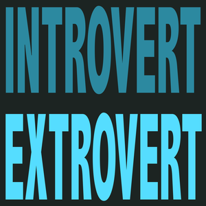 Introvert/Extrovert by HOTGAM