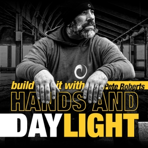 HANDS AND DAYLIGHT PODCAST by PETER M. ROBERTS