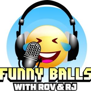 Funny Balls with Rov & RJ by Rov & RJ