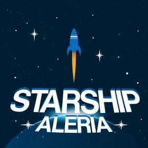 Starship Aleria by Starship Aleria