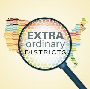 ExtraOrdinary Districts by Karin Chenoweth