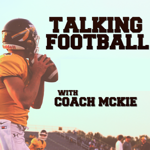 Talking Football with Coach McKie by Ron McKie