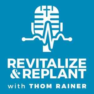Revitalize & Replant with Thom Rainer by Thom Rainer with Jonathan Howe and Mark Clifton