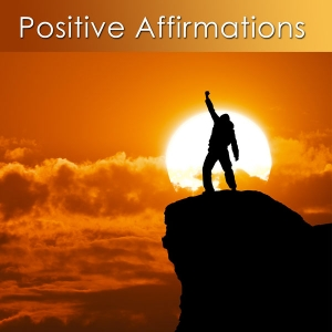 Positive Affirmations for Self Esteem by Dr. Harry Henshaw