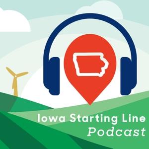 Iowa Starting Line by Pat Rynard