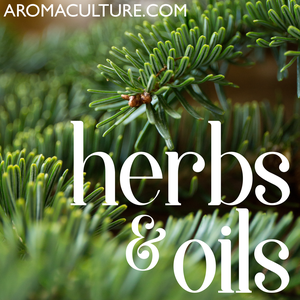 Herbs & Oils Podcast brought to you by AromaCulture.com by Jonathan Stewart from AromaCulture.com