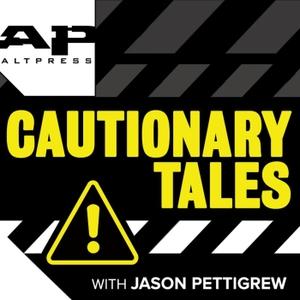CAUTIONARY TALES with Jason Pettigrew by Alternative Press Magazine