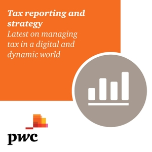 Tax Reporting and Strategy by PwC UK