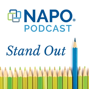 Stand Out by NAPO (National Association of Productivity & Organizing Professionals)