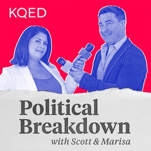 Political Breakdown by KQED