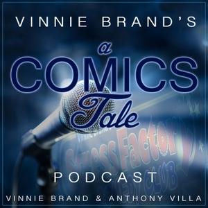 Vinnie Brand's A Comic's Tale Podcast by Vinnie Brand