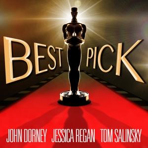 The Best Pick movie podcast by Film fans John Dorney, Jessica Regan and Tom Salinsky