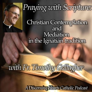 Praying with Scripture: Christian Contemplation and Meditation in the Ignation Tradition with Fr. Timothy Gallagher - Discern by Discerning Hearts Catholic Podcasts