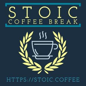 Stoic Coffee Break by Erick Cloward